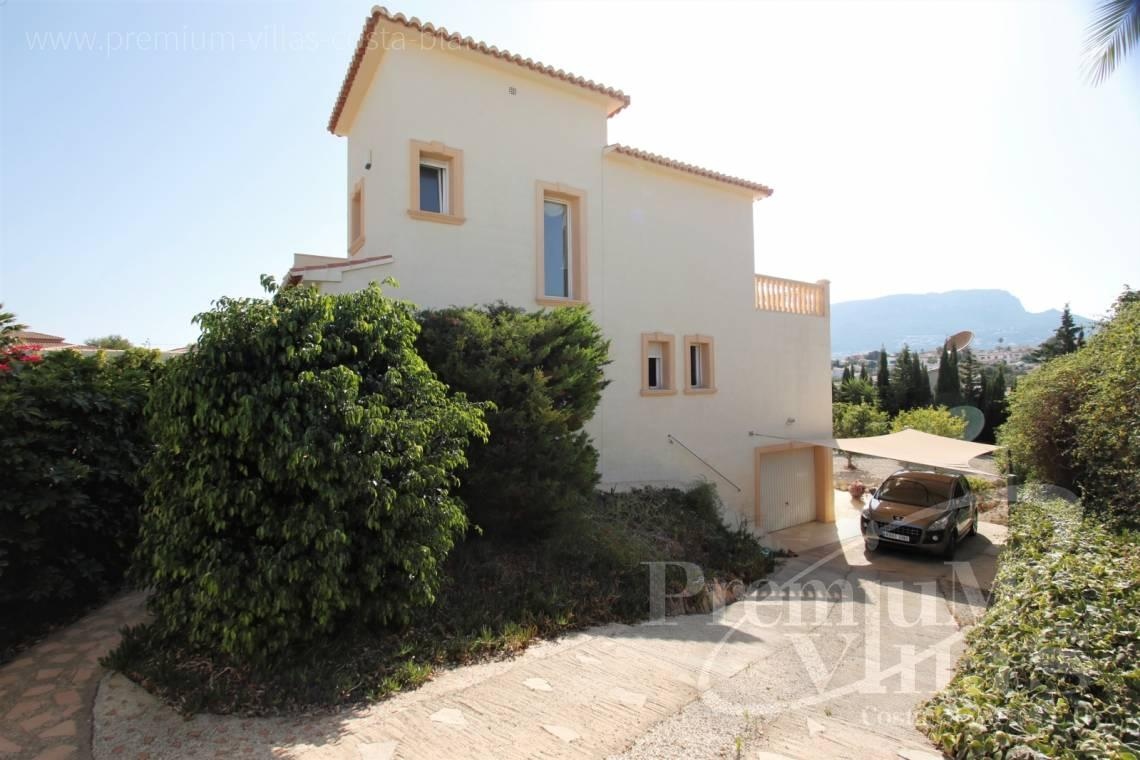 - C2183 - Villa in central urbanization of Calpe close to the beaches and all amenities 28
