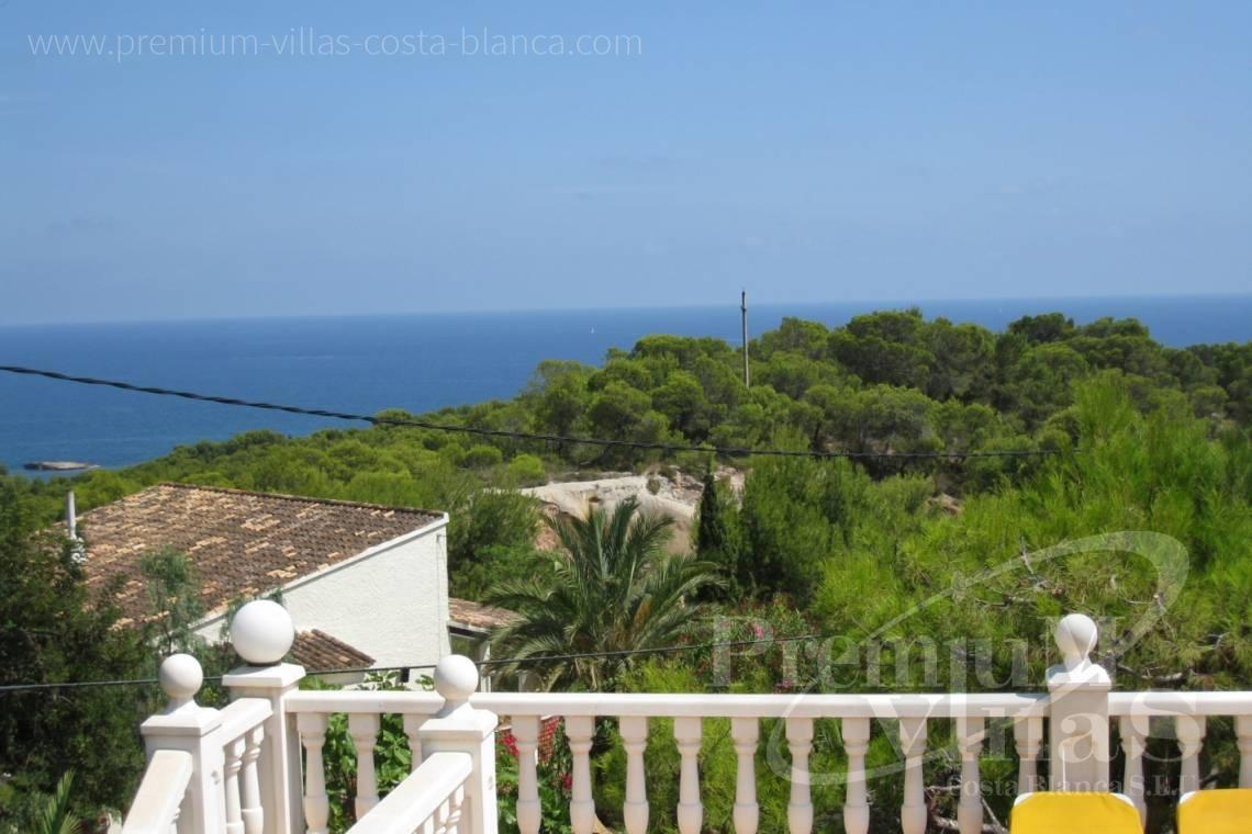 Villas for sale with sea views in Altea - C1298 - Contemporary style villa in Altea for sale with nice sea view 2