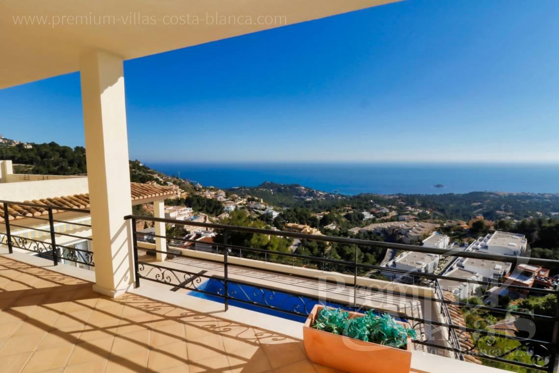 - C2410 - Luxury house with stunning sea views in the Sierra de Altea 27