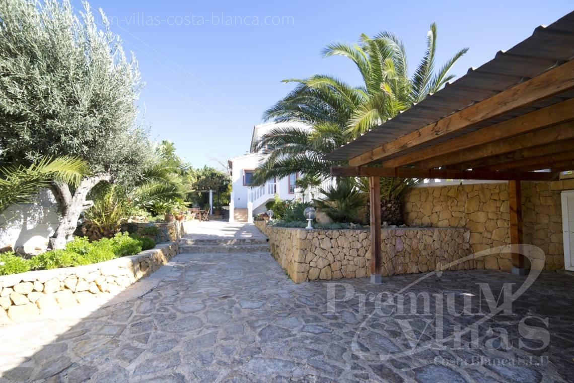 - C2171 - Villa in Calpe with guest apartment  30