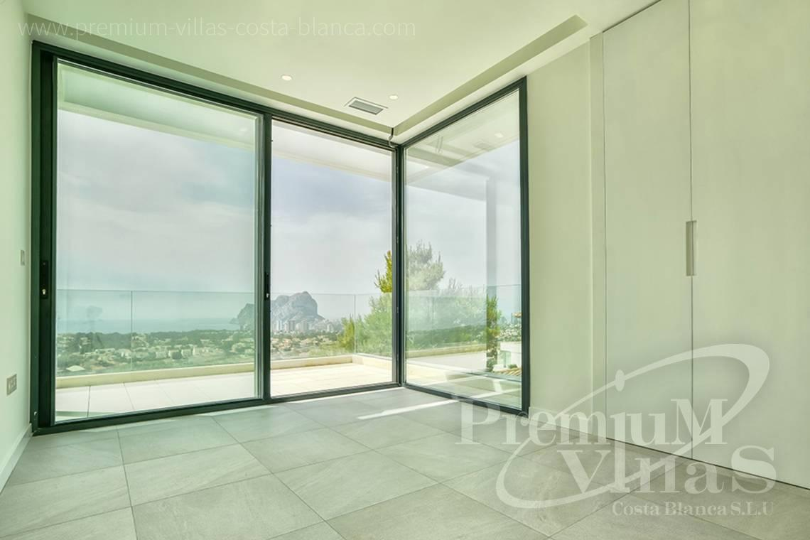 - C2080 - Modern villa for sale with spectacular sea views in Calpe 21
