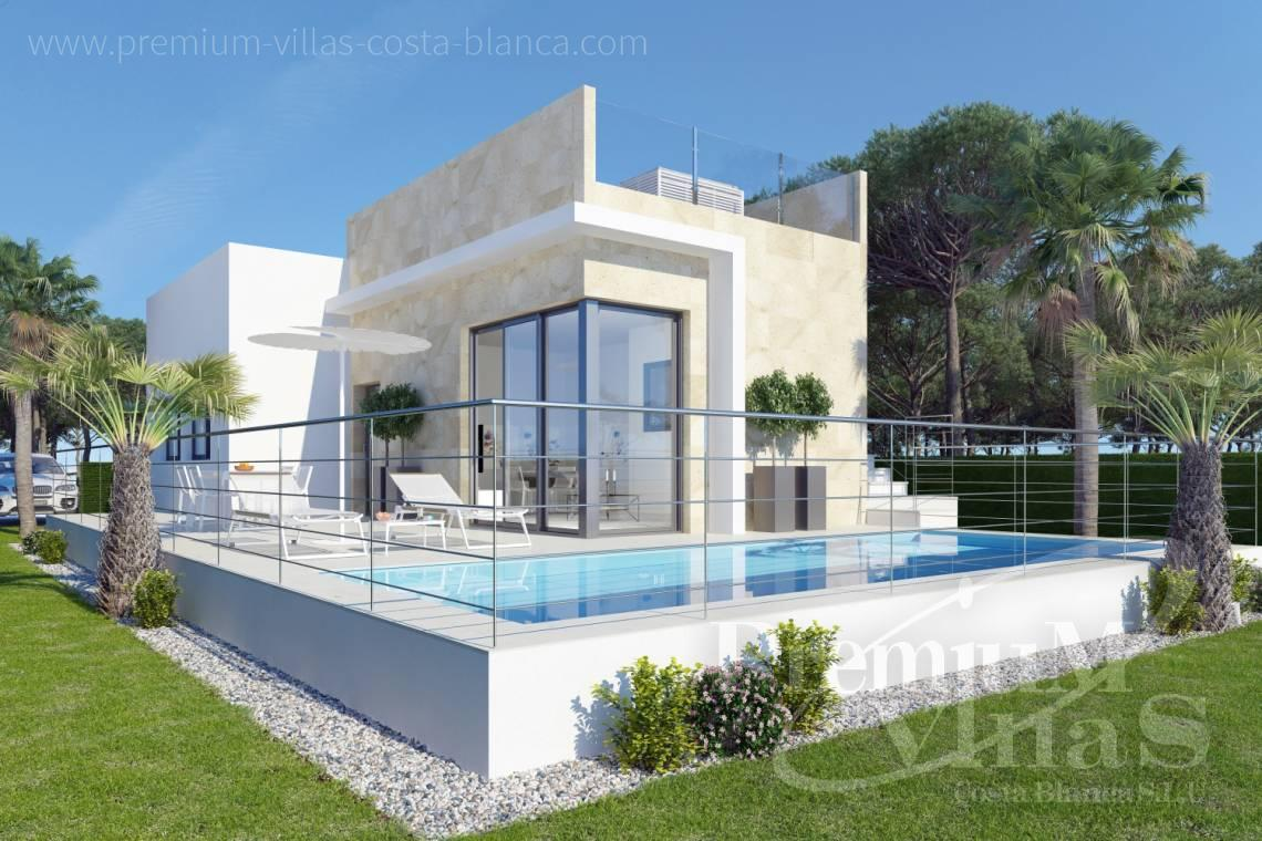 Villa with private pool in Finestrat Costa Blanca - C1904 - Modern villa with pool and sea views 5