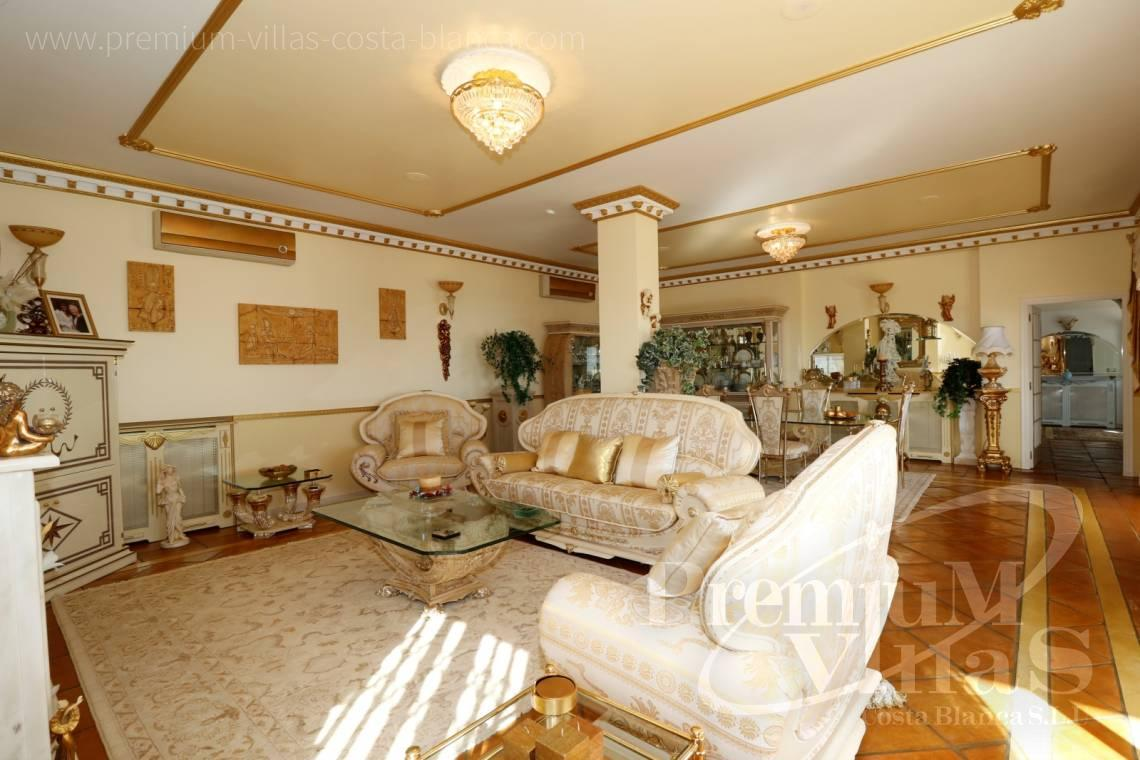 - C2410 - Luxury house with stunning sea views in the Sierra de Altea 8