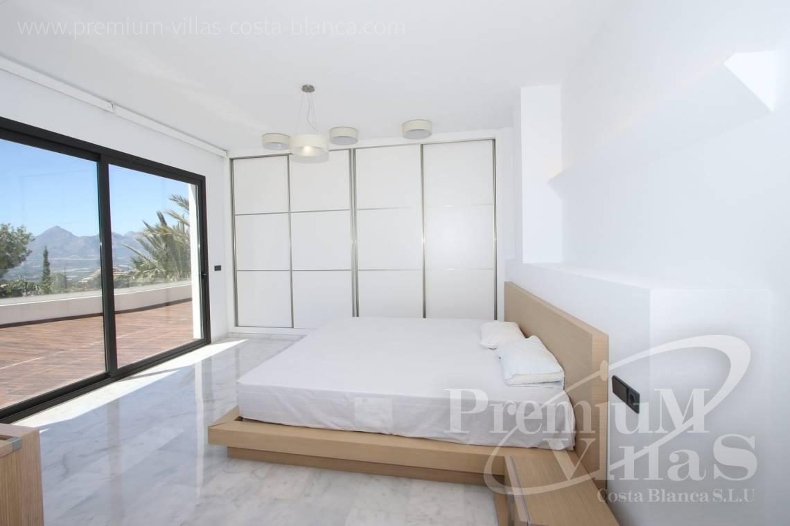 - C2048 - Modern villa for sale with panoramic sea views in Altea Hills 8