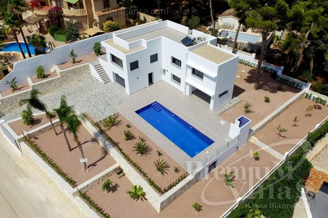 - C2452 - Modern villa with guest appartment in Moraira 25