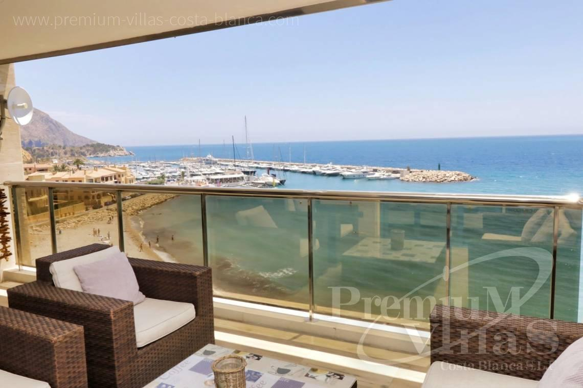 Buy apartment in Campomanes Altea - A0644 - Beachfront apartment in Campomanes, Altea 1