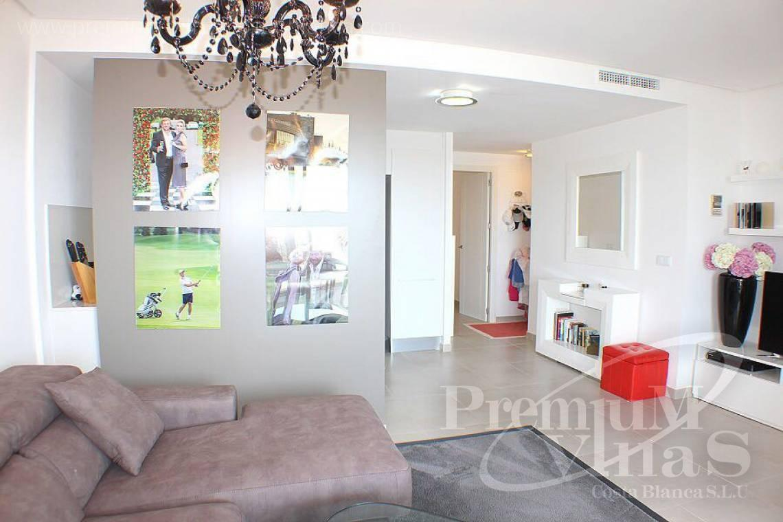 - A0577 - Modern apartment for sale in Altea Hills 13