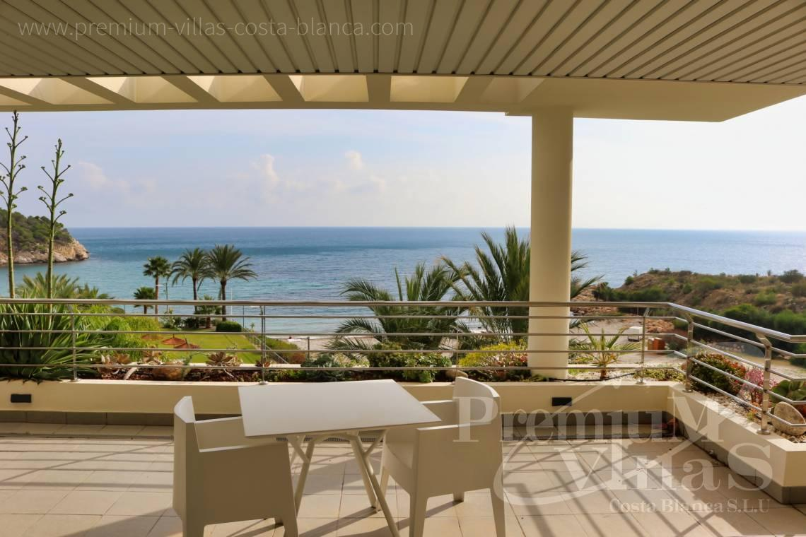Luxury apartment in Mascarat Beach Altea - A0610 - Beach apartment in residential Mascarat Beach 1