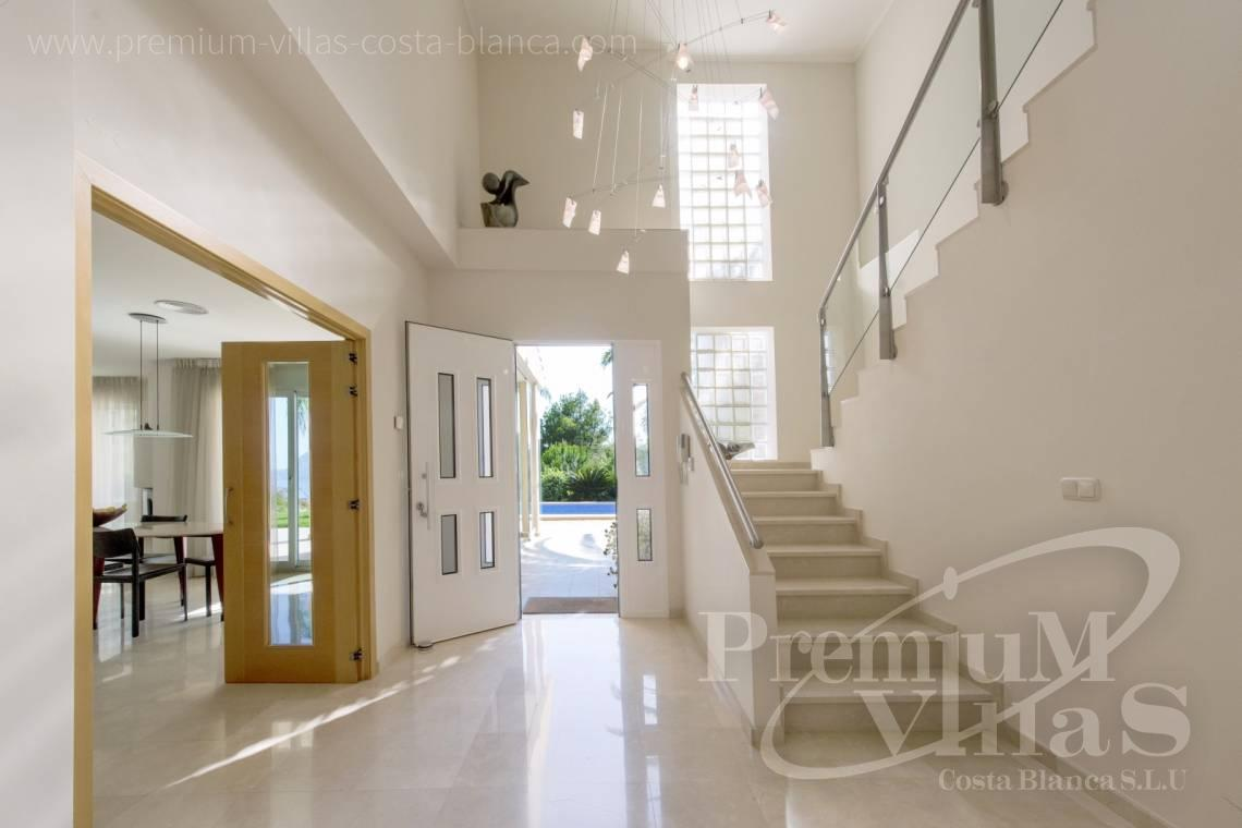 - C1265 - Villa with sea views for sale in Altea 15