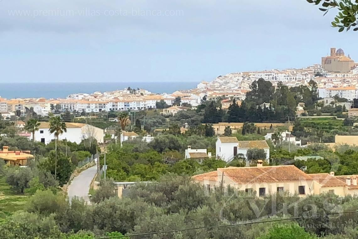 - 0207G - Plot of 20000sqm to build two Fincas close to the old town of Altea 1