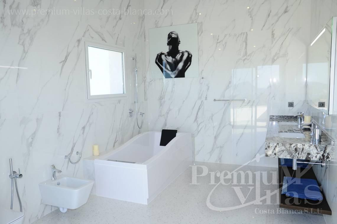 - C2316 - Modern luxury villa with sea views in Altea 23