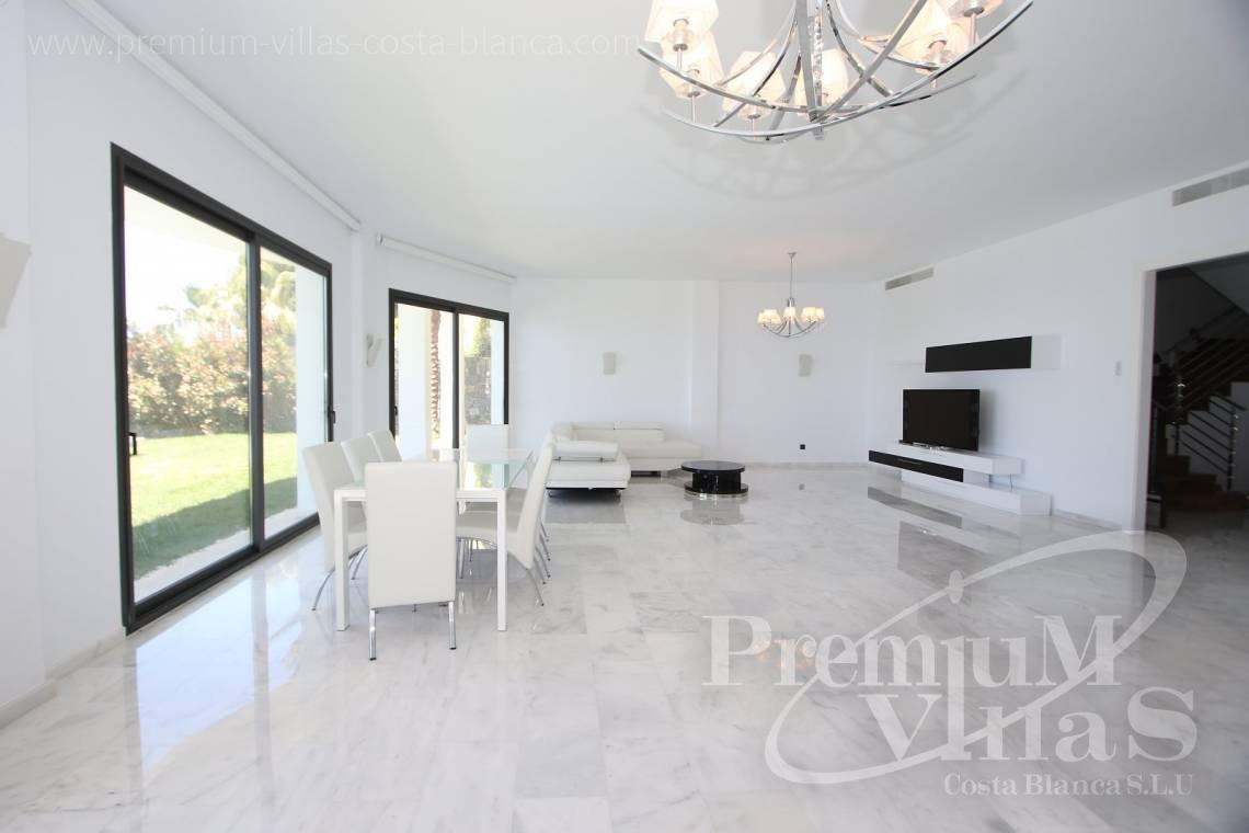 - C2048 - Modern villa for sale with panoramic sea views in Altea Hills 7
