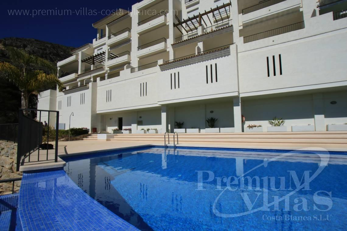 buy apartment  Altea Costa Blanca Spain - A0577 - Modern apartment for sale in Altea Hills 22