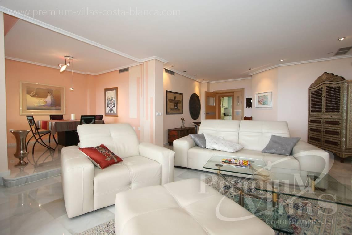 - A0546 - Luxury apartment in Residential Ducado Real with stunning sea views in Altea Hills 7