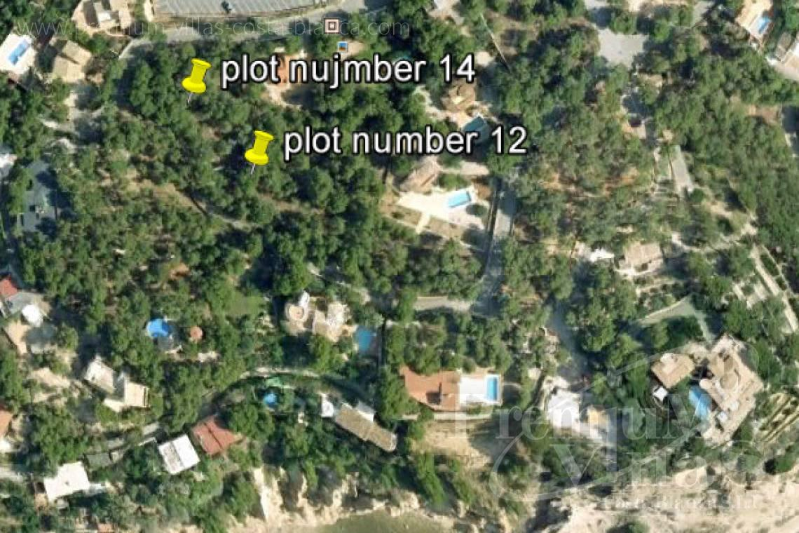 Plot for sale in Altea Costablanca - 0177G - Large building plots in a central location and near the sea in Altea 3