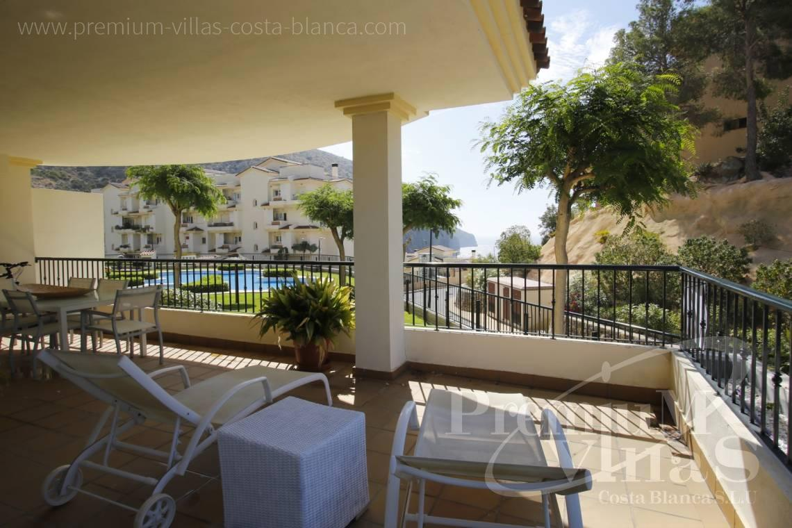 Apartment with large terrace in urbanization Oasis Beach Altea - A0591 - Modern apartment in Mascarat, 500m from the sea, close to all amenities 4