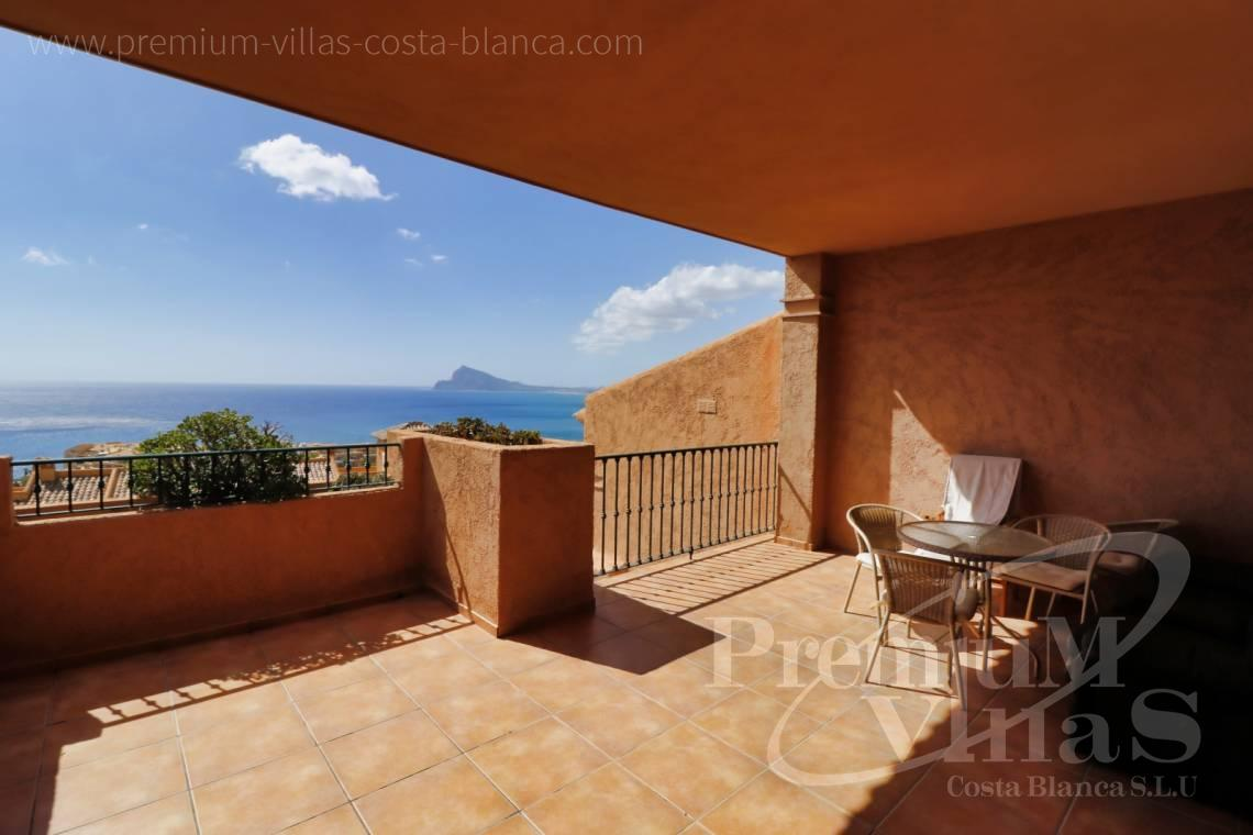 - C2224 - Bungalow in Mascarat near the beach, with spectacular views of the bay of Altea 18