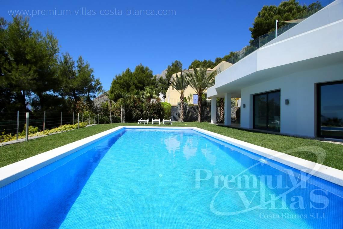 property for sale Altea Hills - C2048 - Modern villa for sale with panoramic sea views in Altea Hills 28