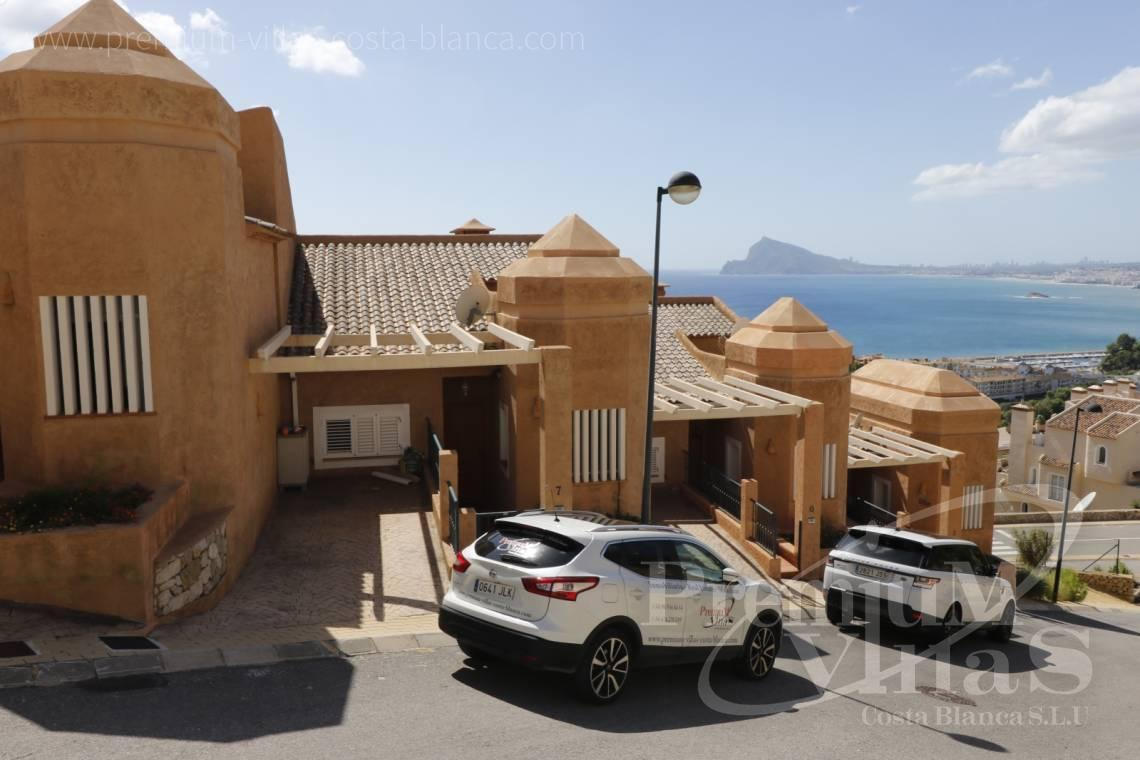 Buy property Mascarat Altea - C2224 - Bungalow in Mascarat near the beach, with spectacular views of the bay of Altea 22