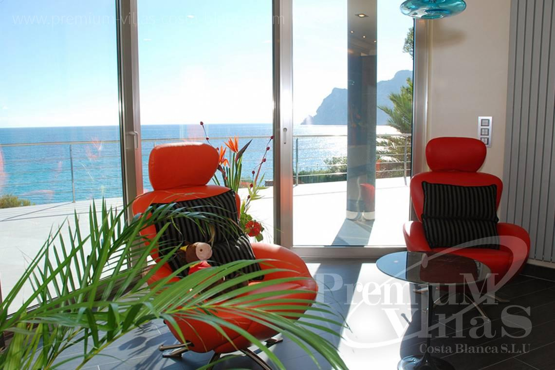 - CC2340 - Luxury frontline villa in Calpe 10