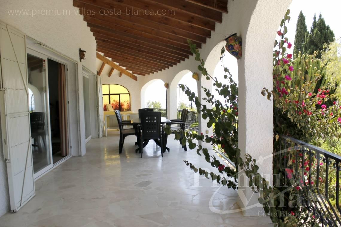 - C2162 - Villa in Altea with guest apartment and sea views 6