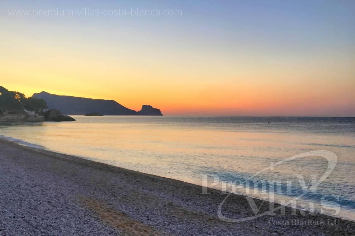 buy apartment  Altea Costa Blanca Spain - A0657 - First line apartment in Cap Negret, Altea 3