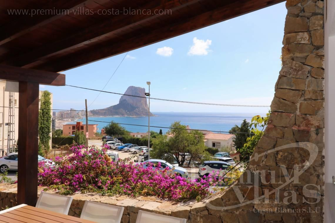 House villa for sale Calpe Costa Blanca - C2222 - Villa in the centre of Calpe, 200m from the beach 4
