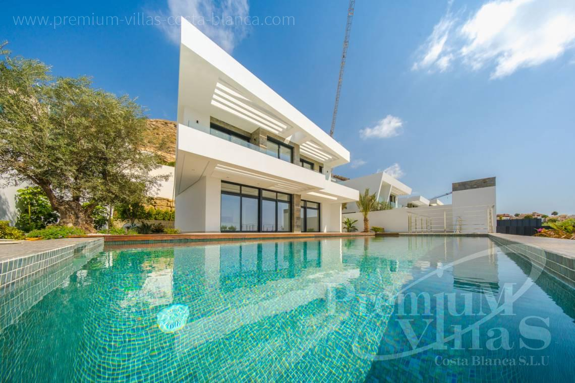 Buy modern villa with guest apartment in Finestrat Costa Blanca - C2300 - Modern villas with guest apartment in Finestrat 7