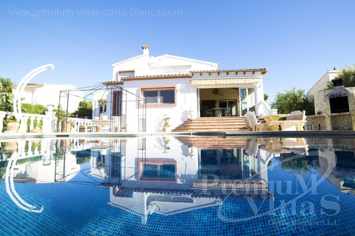 - C2171 - Villa in Calpe with guest apartment  29