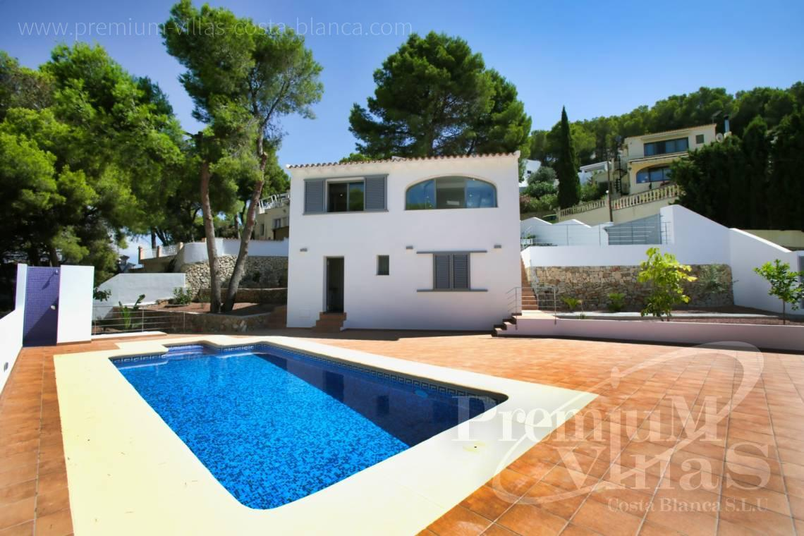 - C2451 - Modern house with sea views in Moraira 4