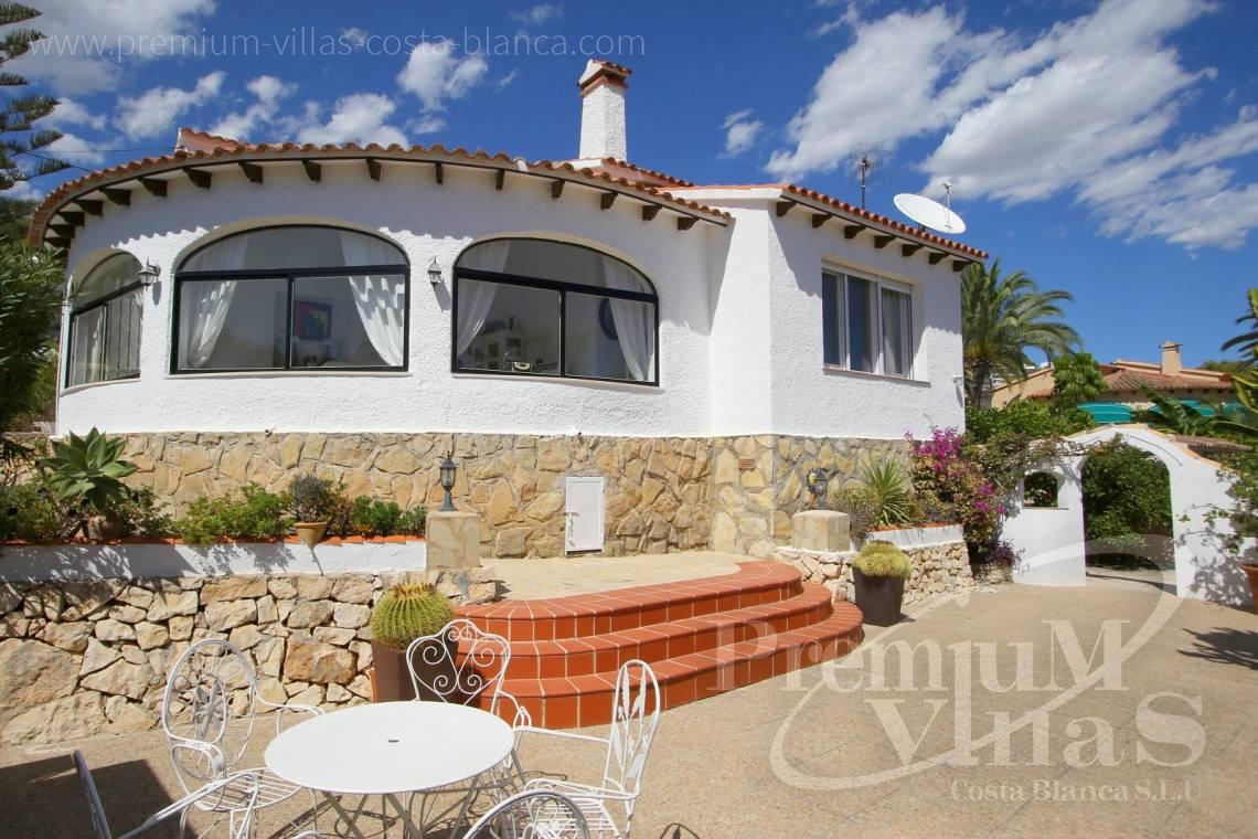 - C1983 - Charming villa with nice seaviews and guest apartment in Calpe  7