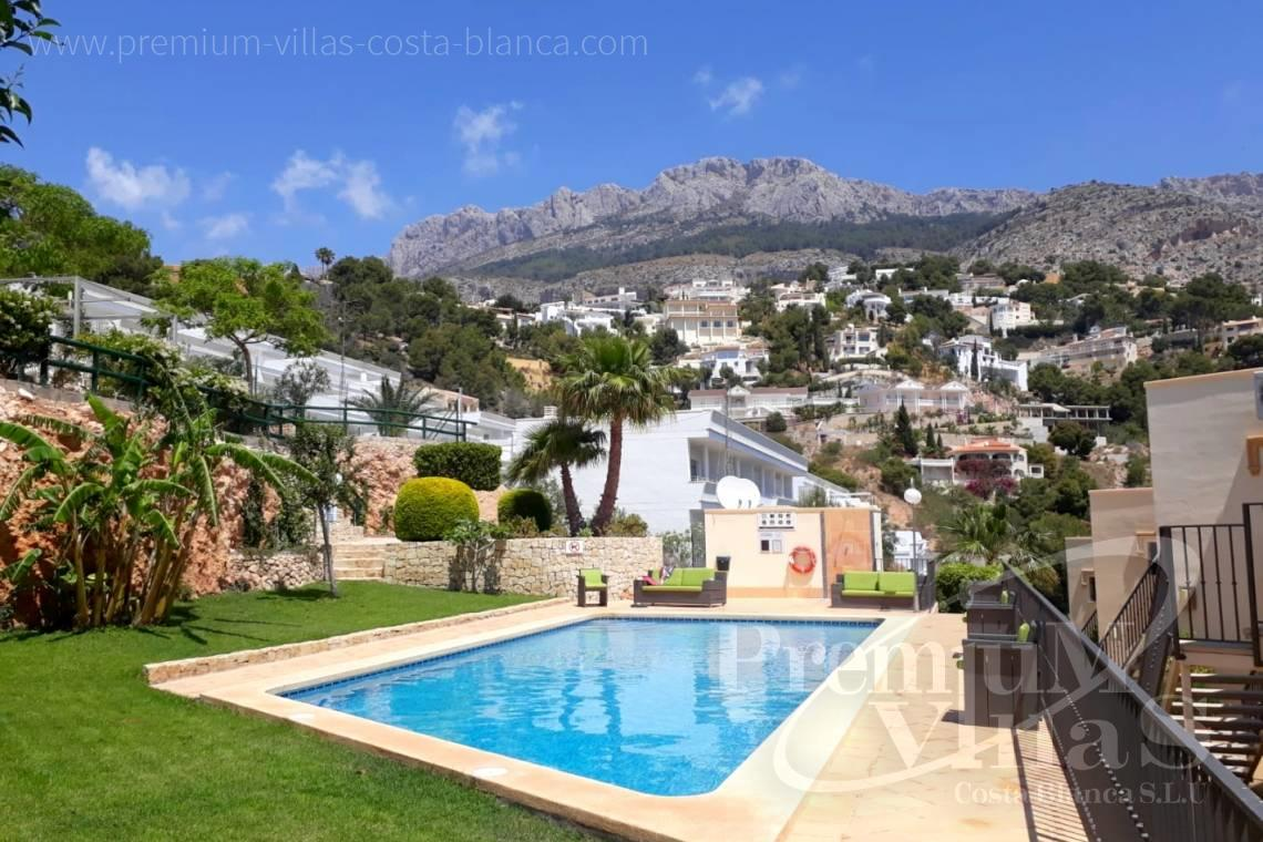 Buy bungalow in Altea Costa Blanca - C2212 - Sole agent! Beautiful bungalow in Mirador de Altea 4