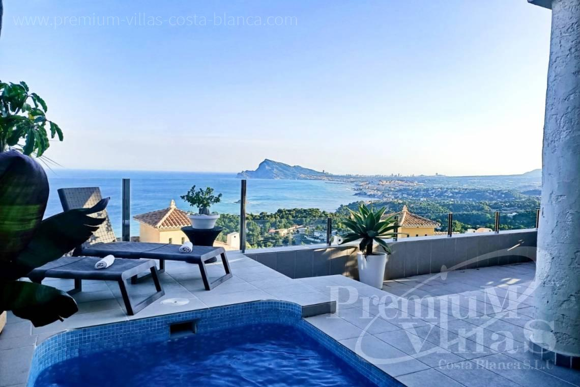 - C2438 - Semi-detached house with private pool in Altea Hills 23