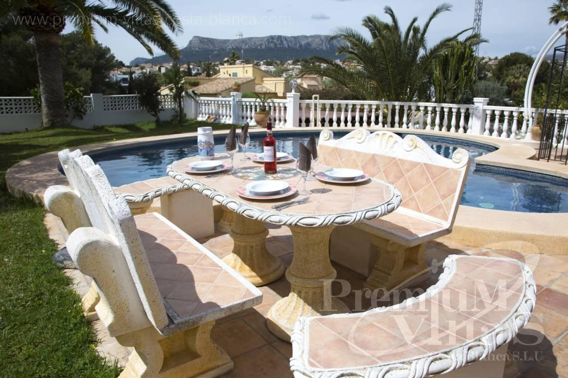 House in Calpe near the sea  - C2171 - Villa in Calpe with guest apartment  24