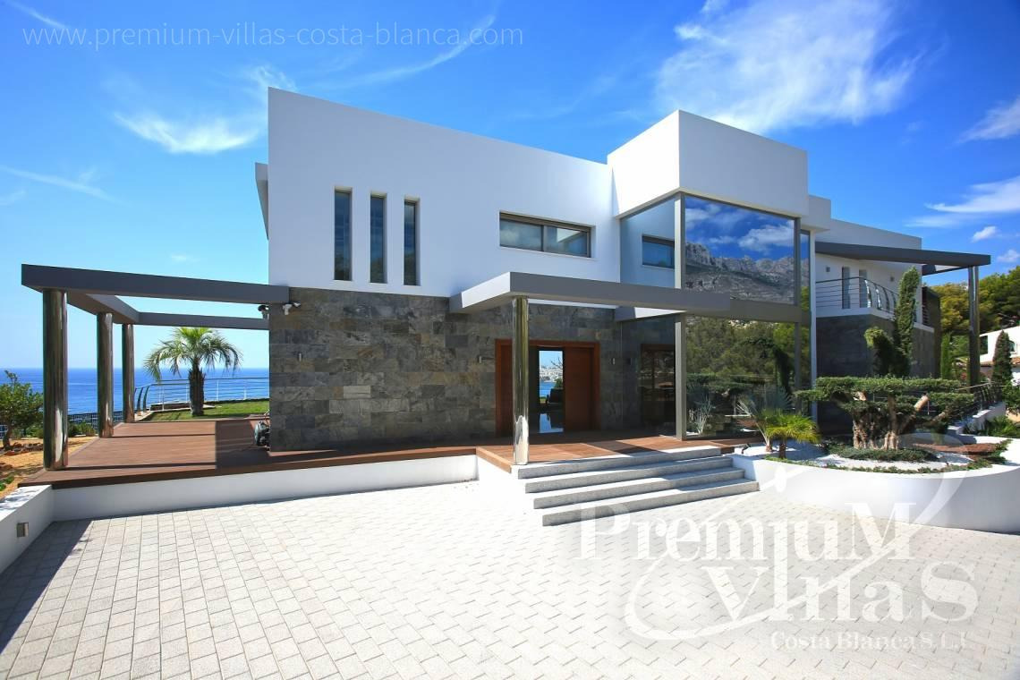 6 bedrooms mansion for sale in Altea Costa Blanca Spain - C1531 - Sea front villa in Altea! A unique luxury villa at the Costa Blanca 4