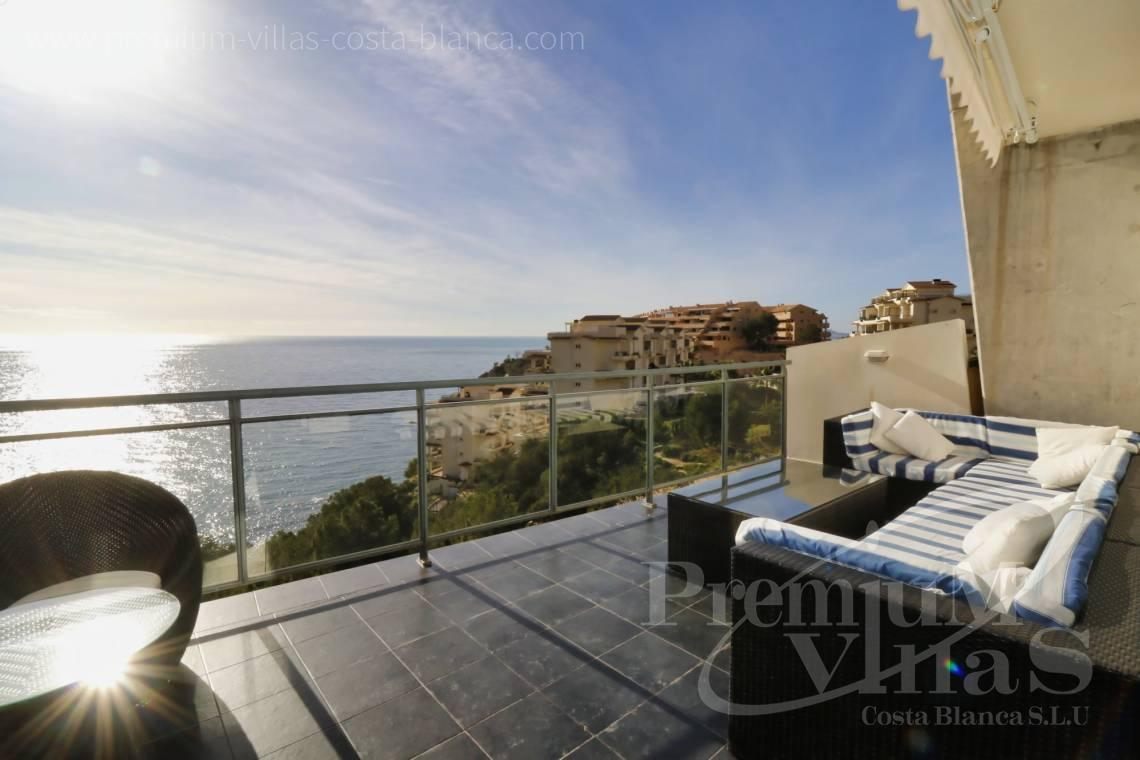 Buy Front line apartment Calpe Costa Blanca - CC2391 - Frontline townhouse in Mascarat, Altea 28