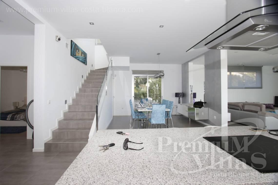 - C2130 - Modern villa for sale next to the town Calpe 18