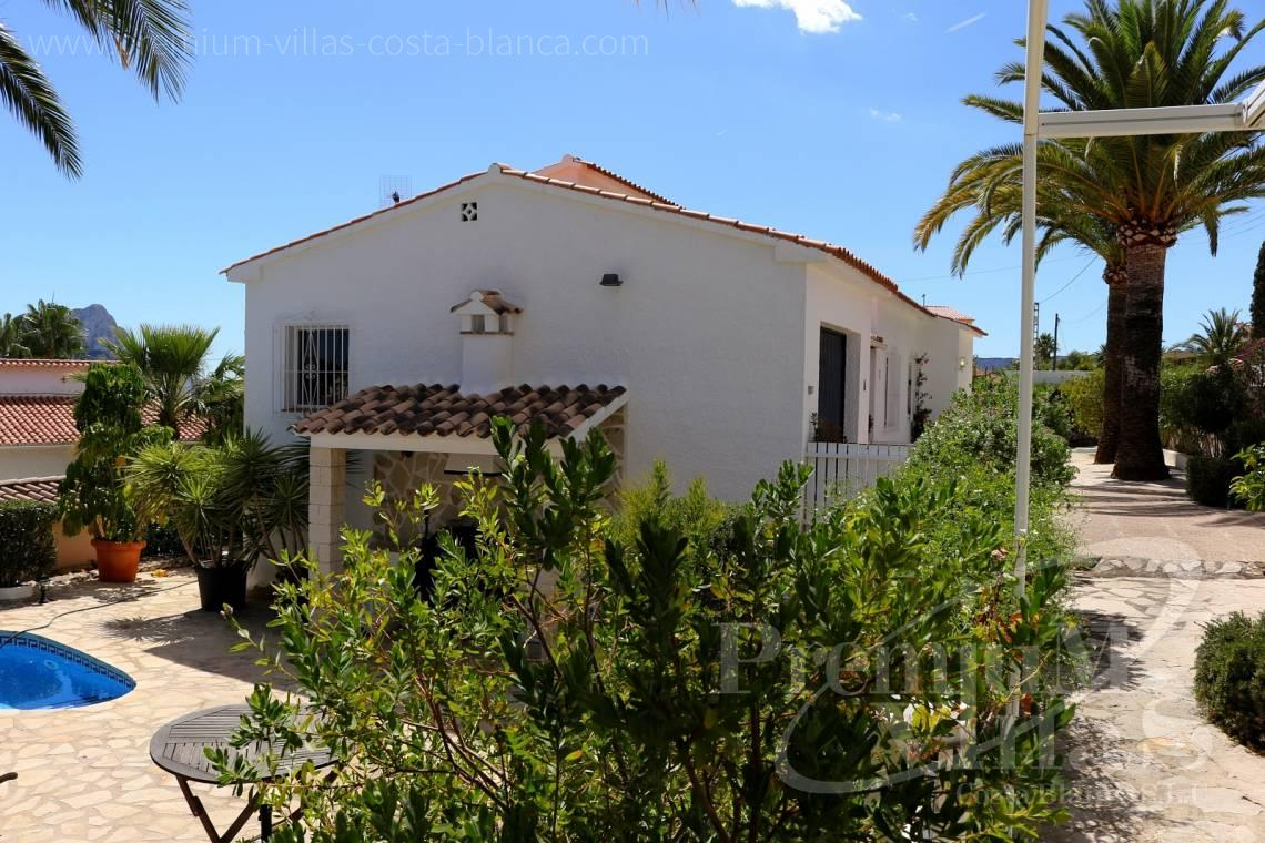 - C1983 - Charming villa with nice seaviews and guest apartment in Calpe  25