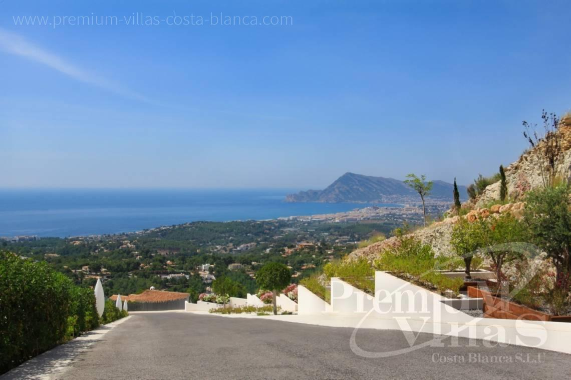 - C2243 - Modern and furnished villa in Sierra de Altea 15