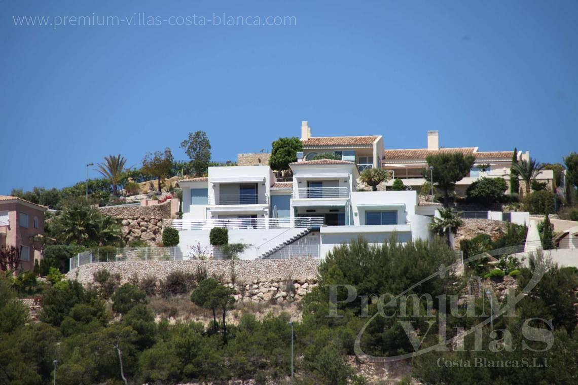 buy house villa Altea Costa Blanca Spain - C2057 - Modern luxury villa in Altea La Vella 29