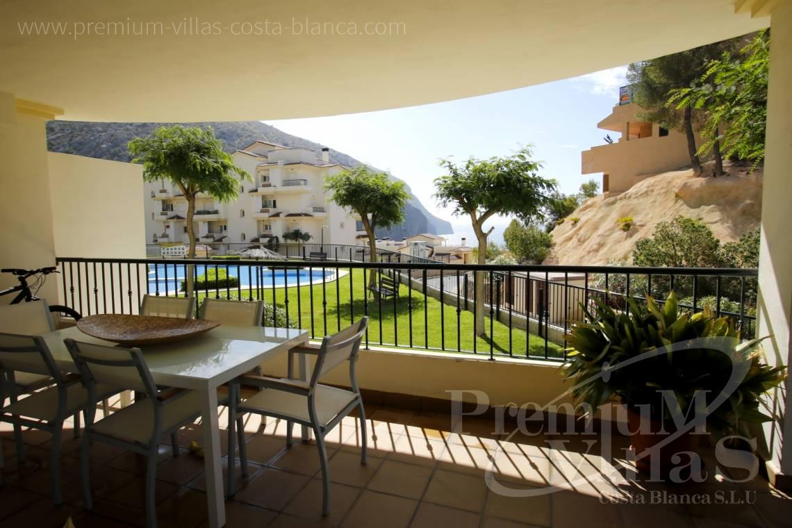 Apartment penthouse duplex near beach sea views Altea Calpe Costa Blanca - A0591 - Modern apartment in Mascarat, 500m from the sea, close to all amenities 3
