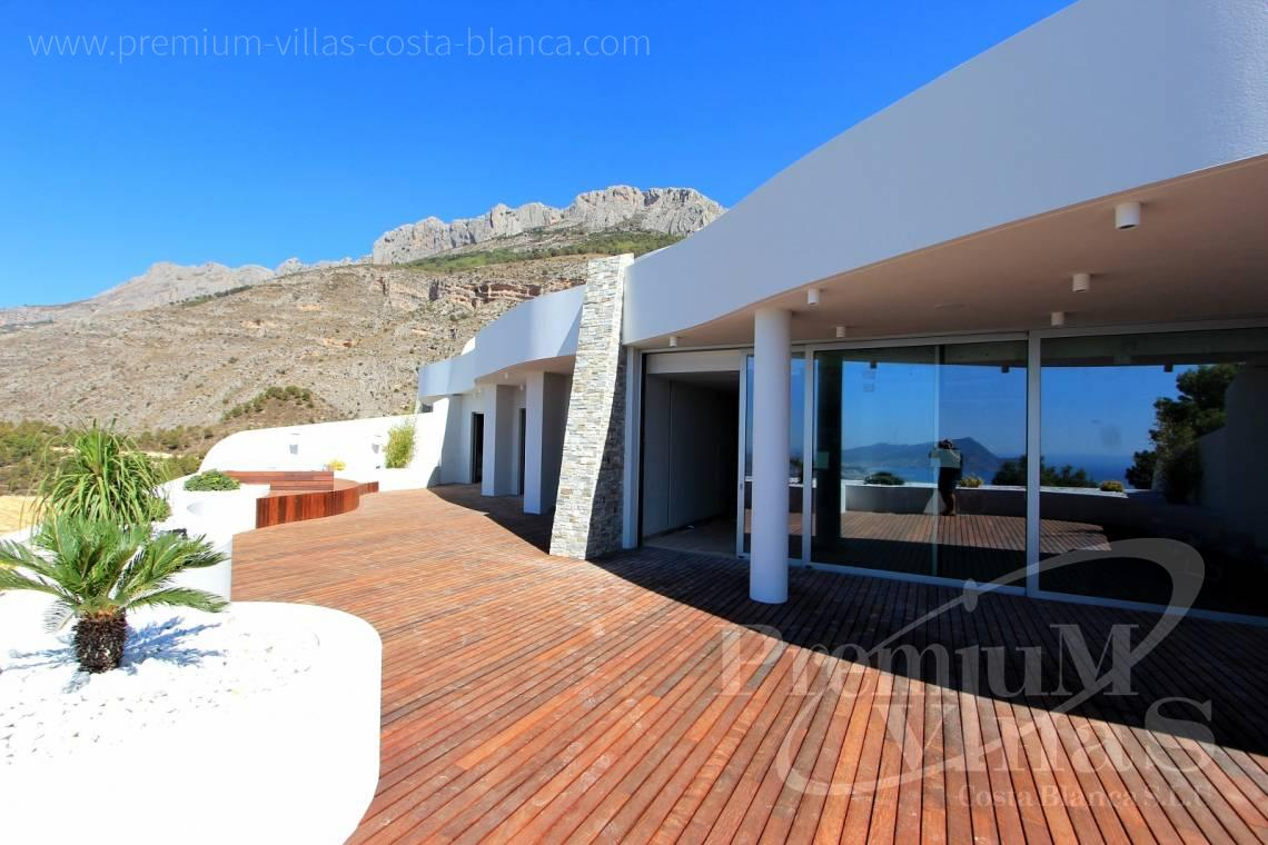 buy apartment penthouse Altea Calpe Costa Blanca - A0408 - OPPORTUNITY, last corner apartment for sale!!!  14