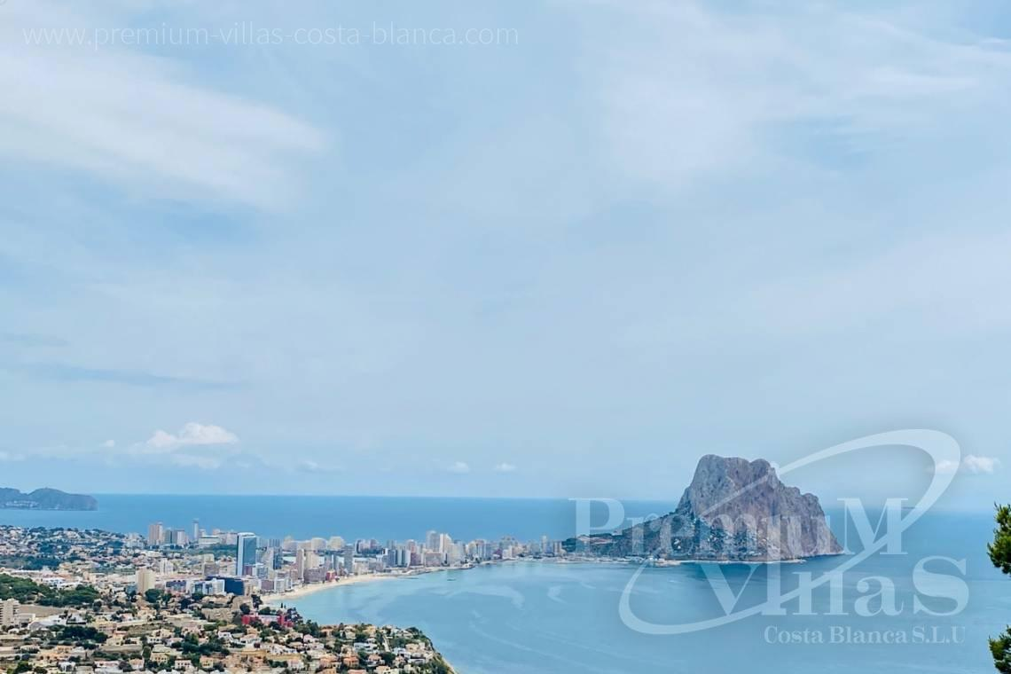 - C2490 - Modern luxury villa with panoramic sea views in Calpe 9