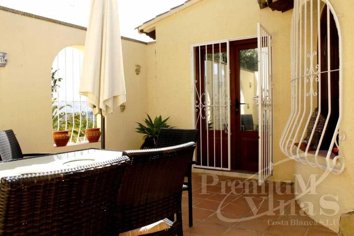 - C2153 - Villa in Calpe with guest apartment and wonderful views 28