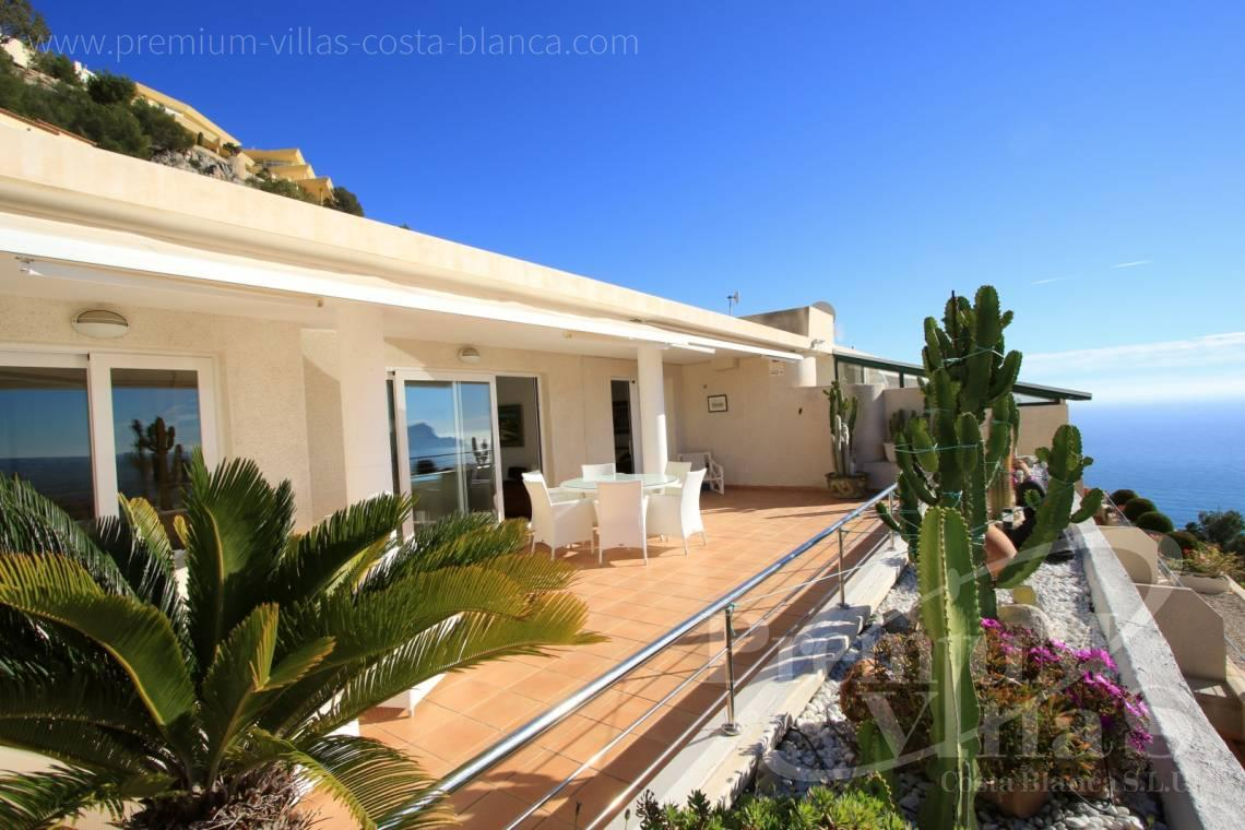 - A0492 - Modern and luxury penthouse in Altea Hills with fantastic sea views! 2