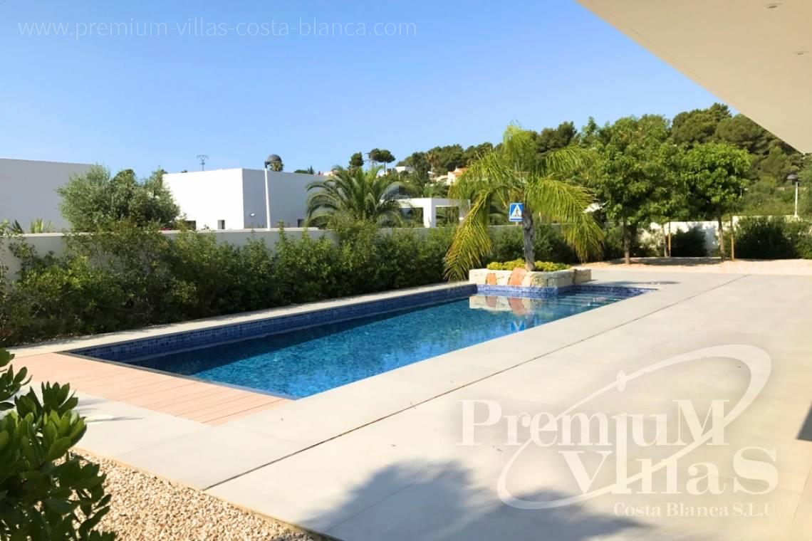 Buy a modern villa in Moraira Costa Blanca - C2075 - Bioclimatic villa for sale 3