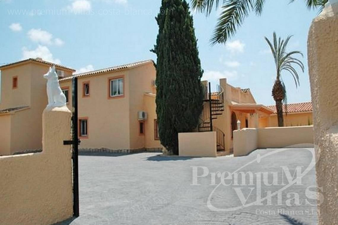 House villa for sale Calpe Costa Blanca - C1697 - Property of 8 apartments only 150 meters away from the harbor, Calpe 4