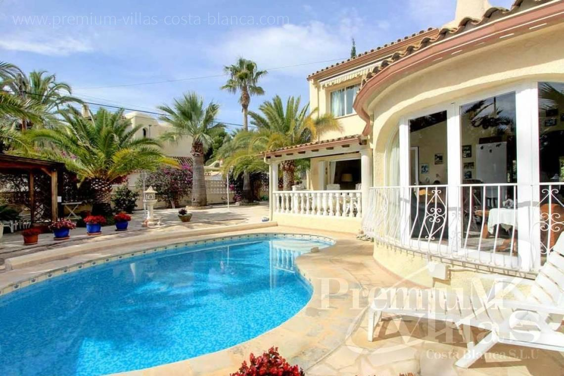 - C2293 - 4 bedroom Mediterranean villa in Altea 2