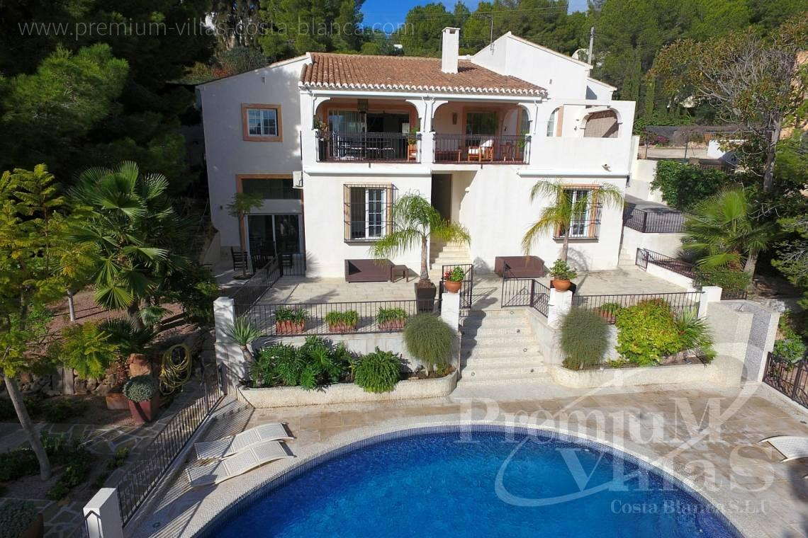 Buy villa in Altea with guest apartment - C1995 - Villa in Altea for sale with 6 bedrooms 29