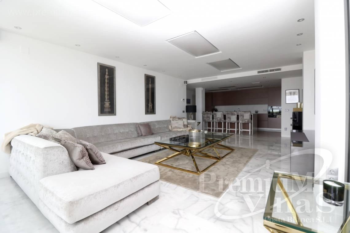 - A0635 - Super luxury apartment with sea views in Altea Hills 7